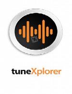 تیون اکس پلوررAbyssmedia tuneXplorer v2.1.0