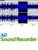ای دی ساند رکوردرAdrosoft AD Sound Recorder 5.6.3
