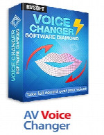 ای وی وویس چنجرAV Voice Changer Software Diamond 8.0.24
