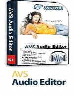 ای وی اس آدیو ادیتورAVS Audio Editor 8.2.1