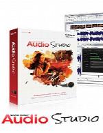 مجیکس سونی ساند فورجMAGIX Sony Sound Forge Pro 11.0.345