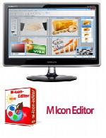 ام آیکون ادیتورM Icon Editor 2.15