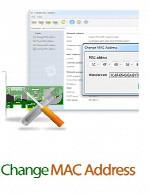 چنج مک آدرسLizardSystems Change MAC Address 2.8