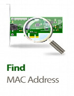 فایند مک آدرسLizardSystems Find MAC Address 5.2