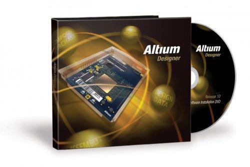 آلتیوم دیزاینر / Altium Designer v10.0