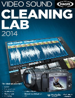 MAGIX Video Sound Cleaning Lab 2014 v20.0.0.14