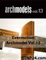 Evermotion Archmodel Vol 13
