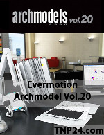 Evermotion Archmodel Vol 20
