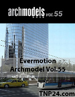 Evermotion Archmodel Vol 55