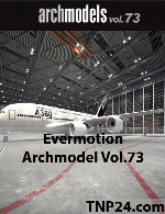 Evermotion Archmodel Vol 73