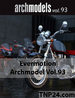 Evermotion Archmodel Vol 93