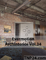 Evermotion Archinterior Vol 34