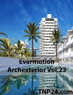 Evermotion Archexterior Vol 23