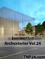 Evermotion Archexterior Vol 24