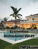 Evermotion Archexterior Vol 25