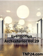 Evermotion Archexterior Vol 29