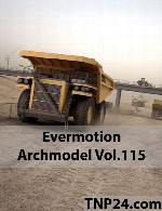 Evermotion Archmodel Vol 115