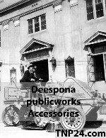 Deespona Public Works Accessories 3D Objects