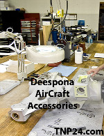 Deespona AirCraft Accessories 3D Objects