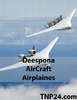 Deespona AirCraft airplanes 3D Objects
