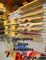 Deespona Ships Accesories 3D Objects