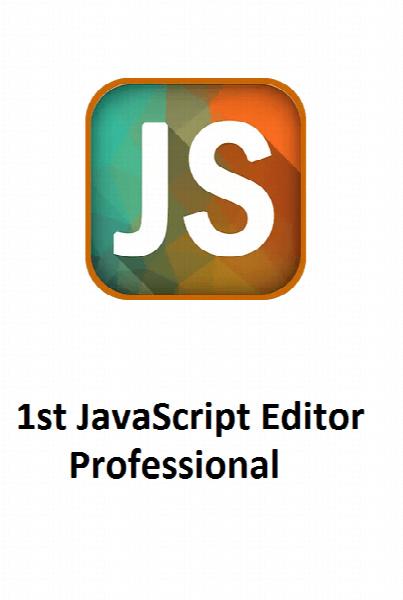 1st JavaScript Editor Professional Edition v5.1