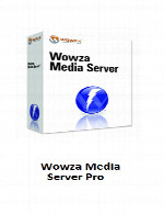 Wowza Media Server Pro Unlimited with MPEG TS v1.7.2 Unix