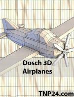 داچ 3D هواپیماDosch 3D - Airplanes