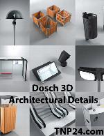 داچ 3D جزئیات ساختمانیDosch 3D - Architectural Details