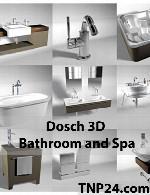 داچ 3D وسایل حمام و دستشوییDosch 3D - Bathroom and Spa
