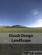 داچ 3D مدل آماده از دشت و صحراDosch 3D - LandScape