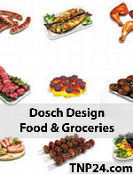 Dosch 3D - Food & Groceries
