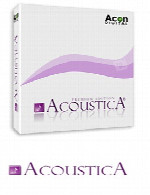 آکوستیکاAcoustica Premium Edition v7.0.2 X64