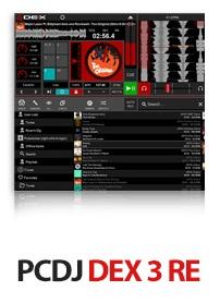 Digital 1 Audio PCDJ DEX 3 Red Edition v3.8.0