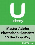 آموزش نرم افزار ادوبی فتوشاپ المنت 15Udemy Master Adobe Photoshop Elements 15 the Easy Way