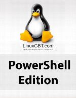 آموزش پاورشل ویندوزLinuxCBT PowerShell Edition