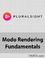 آموزش اصول و مبانی رندر در مودوPluralsight Modo Rendering Fundamentals