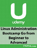 آموزش مقدماتی تا پیشرفته مدیریت لینوکسUdemy Linux Administration Bootcamp Go from Beginner to Advanced