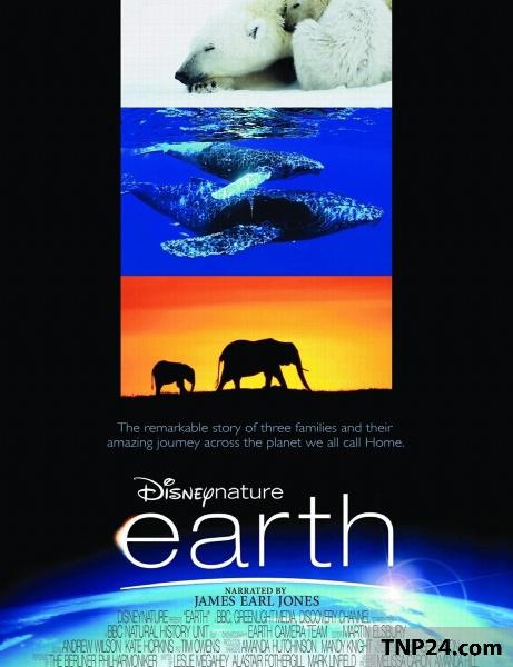 مستند زمین دوبله فارسی / Earth 2007 1080p