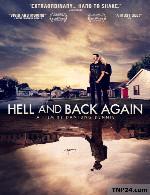 مستند بازگشت دوباره به جهنم دوبله فارسیHell and Back Again 2011 1080p
