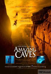 مستند سفر به غارهای شگفت انگیز دوبله فارسیJourney Into Amazing Caves 2001 1080p