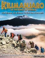 مستند کلیمانجارو دوبله فارسیKilimanjaro To the Roof of Africa 2002 720p
