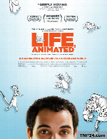 مستند زندگی انیمیشنی دوبله فارسیLife Animated 2016 1080p
