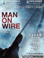 مستند مردی روی سیم دوبله فارسیMan On Wire 2008 1080p