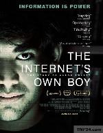 مستند پسر اینترنت دوبله فارسیThe Internets Own Boy The Story Of Aaron Swartz 2014 480p