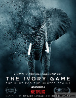 مستند بازی عاج و تخت دوبله فارسیThe Ivory Game 2016 1080p