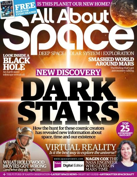 All About Space Issue 57 2016