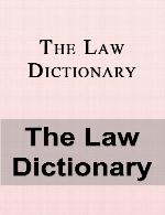 Blacks Law Dictionary 2ed