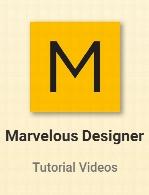 Marvelous Designer 6 Making A Jacket From Scratch
