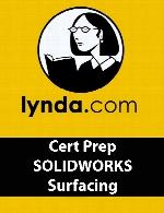 Lynda – Cert Prep SOLIDWORKS Surfacing